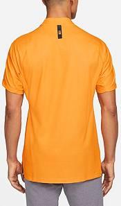 Nike Men's Tiger Woods Dri-FIT Mock Neck Short Sleeve Golf Polo product image