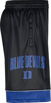 Nike Men's Duke Blue Devils Black Dri-FIT Basketball Shorts product image
