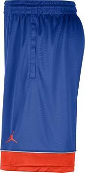 Jordan Men's Florida Gators Blue Dri-FIT Basketball Shorts product image