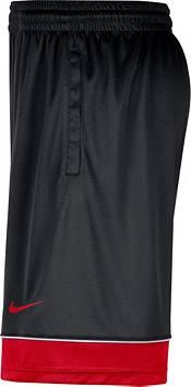 Nike Men's Georgia Bulldogs Black Dri-FIT Basketball Shorts product image