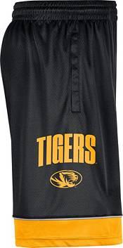 Nike Men's Missouri Tigers Black Dri-FIT Basketball Shorts product image