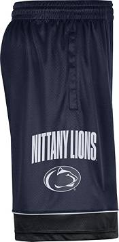 Nike Men's Penn State Nittany Lions Blue Dri-FIT Basketball Shorts product image