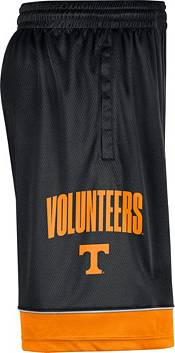 Nike Men's Tennessee Volunteers Black Dri-FIT Basketball Shorts product image