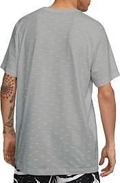 Nike Men's Sportswear Mini Swoosh Allover Printed Short Sleeve T-Shirt product image