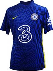 Nike Men's Chelsea FC '21 Christian Pulisic #10 Breathe Stadium Home Replica Jersey product image