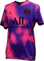 Nike Men's Paris Saint-Germain '21-'22 Kylian Mbappe #7 Fourth Replica Jersey product image