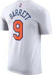 Nike Men's New York Knicks RJ Barrett #9 Dri-FIT White T-Shirt product image