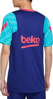 Nike Men's FC Barcelona Royal Training Jersey product image