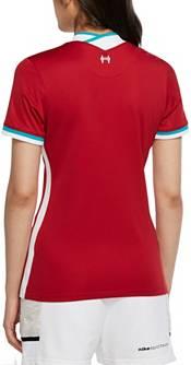 Nike Women's Liverpool '20 Breathe Stadium Home Replica Jersey product image