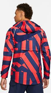 Nike Men's USA Soccer AWF Red Jacket product image