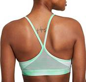 Nike Women's Dri-FIT Indy Icon Clash Sky Print Low Support Sports Bra product image