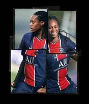 Nike Women's Paris Saint-Germain '20 Breathe Stadium Home Replica Jersey product image