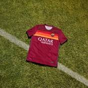 Nike Men's AS Roma '20 Breathe Stadium Home Replica Jersey product image