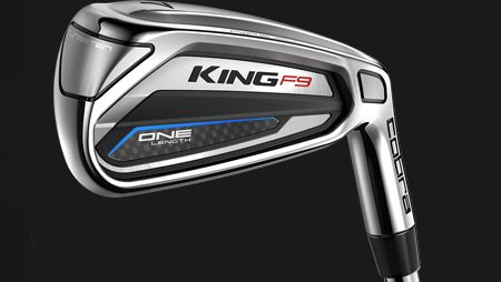 Cobra KING F9 Speedback Irons – Powerful, Stable and Accurate