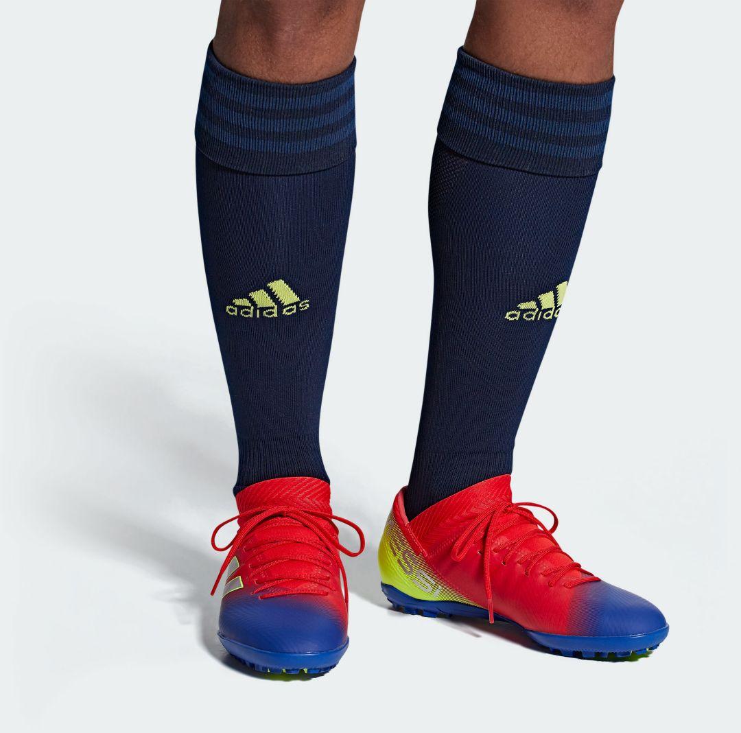 dd1b8507e adidas Men's Nemeziz Messi Tango 18.3 TF Soccer Cleats. noImageFound.  Previous. 1. 2. 3