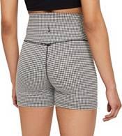 """Nike Women's Gingham 5"""" Yoga Shorts product image"""