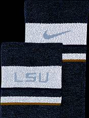 Nike Men's LSU Tigers Multiplier 2-Pair Crew Socks product image