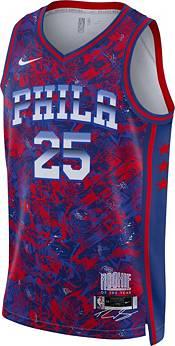 Nike Men's Philadelphia 76ers Ben Simmons Roy Jersey product image