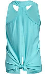 DSG Girls' Heather Tie Back Tank Top product image