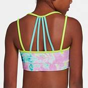 DSG Girls' Heather Performance Strappy Sports Bra product image