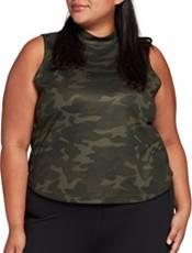 DSG Women's Mesh Mock Neck Tank Top product image