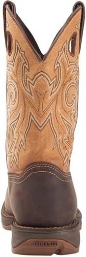 """Durango Men's Rebel 11"""" Waterproof Steel Toe Western Work Boots product image"""
