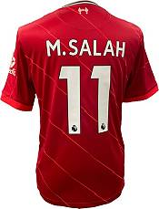 Nike Liverpool FC Mohamed Salah #11 Breathe Stadium Home Replica Jersey product image