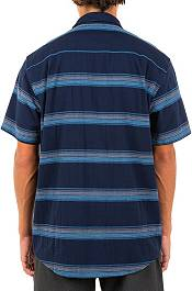 Hurley Men's Miles Stretch Short Sleeve Shirt product image