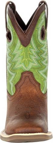 Durango Kids' Lil' Rebel Pro Lime Western Boots product image