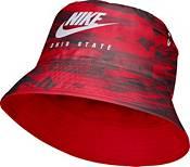 Nike Men's Ohio State Buckeyes Scarlet Dri-FIT Spring Break Reversible Bucket Hat product image