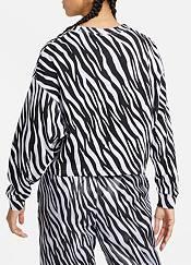 Nike Women's Zebra Fleece Sweatshirt product image