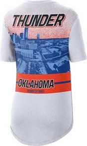 Nike Women's 2020-21 City Edition Oklahoma City Thunder Courtside T-Shirt product image