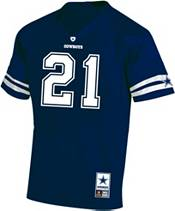 Dallas Cowboys Merchandising Men's Ezekiel Elliott #21 Navy Jersey product image