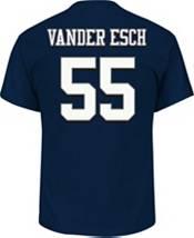 Dallas Cowboys Merchandising Men's Leighton Vander Esch #55 Navy T-Shirt product image