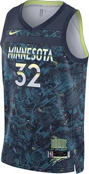 Nike Men's Minnesota Timberwolves Karl-Anthony Towns Roy Jersey product image
