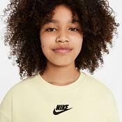 Nike Girls' Sportswear Club Fleece Crewneck Sweatshirt product image