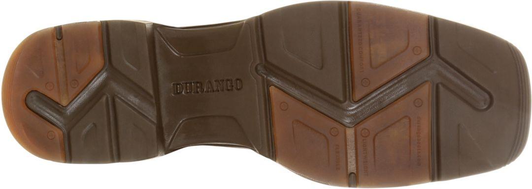 half off 6c8b6 49dd0 Durango Men's UltraLite Waterproof Western Boots