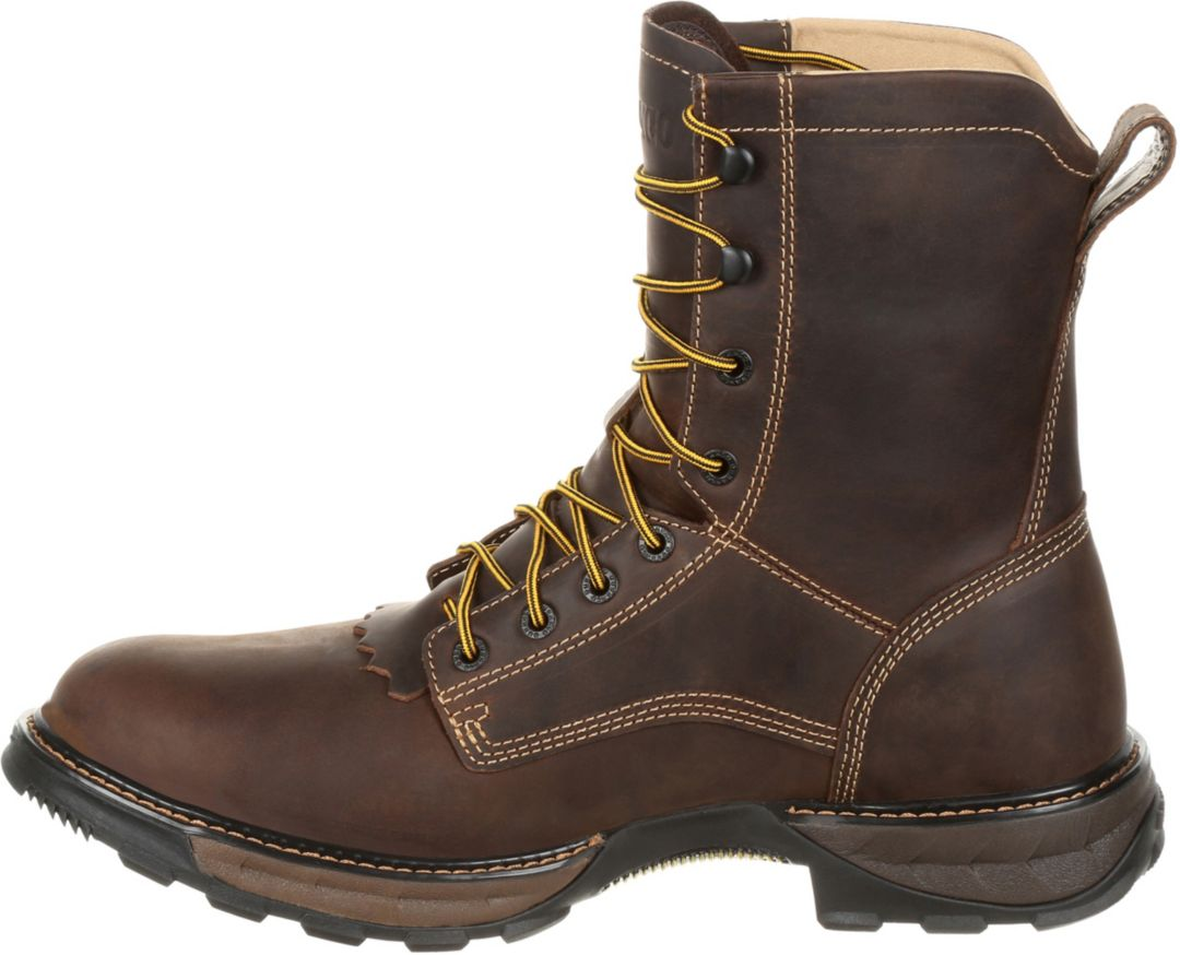 30b45f0b8f5 Durango Men's Maverick XP Lacer Waterproof Steel Toe Work Boots