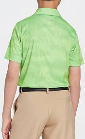 DSG Boys' Camo Print Textured Golf Polo product image