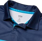 DSG Boys' Colorblock Splatter Fade Golf Polo product image