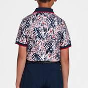 DSG Boys' Tropical Printed Polo Shirt product image