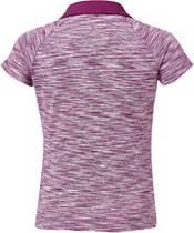 DSG Girls' Spacedye Short Sleeve Golf Polo product image
