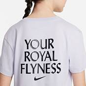 Nike Girls' Sportswear Your Royal Flyness Graphic T-Shirt product image