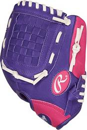 Rawlings 10'' Girls' Highlight Series T-Ball Glove product image