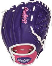 Rawlings 10'' Girls' Highlight Series T-Ball Glove 2020 product image