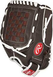 "Rawlings 12"" Girls' Highlight Series Fastpitch Glove 2020 product image"