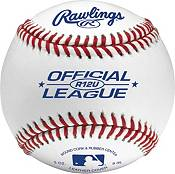 Rawlings Official R12U Genuine Leather Baseball Bucket - 24 Pack product image