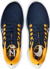 Nike Air Zoom Pegasus 38 Michigan Running Shoes product image