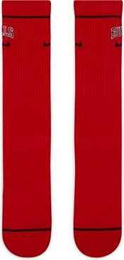Nike Chicago Bulls Red Elite Crew Socks product image
