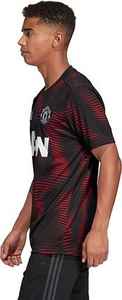 adidas Men's Manchester United Home Black Prematch Top product image